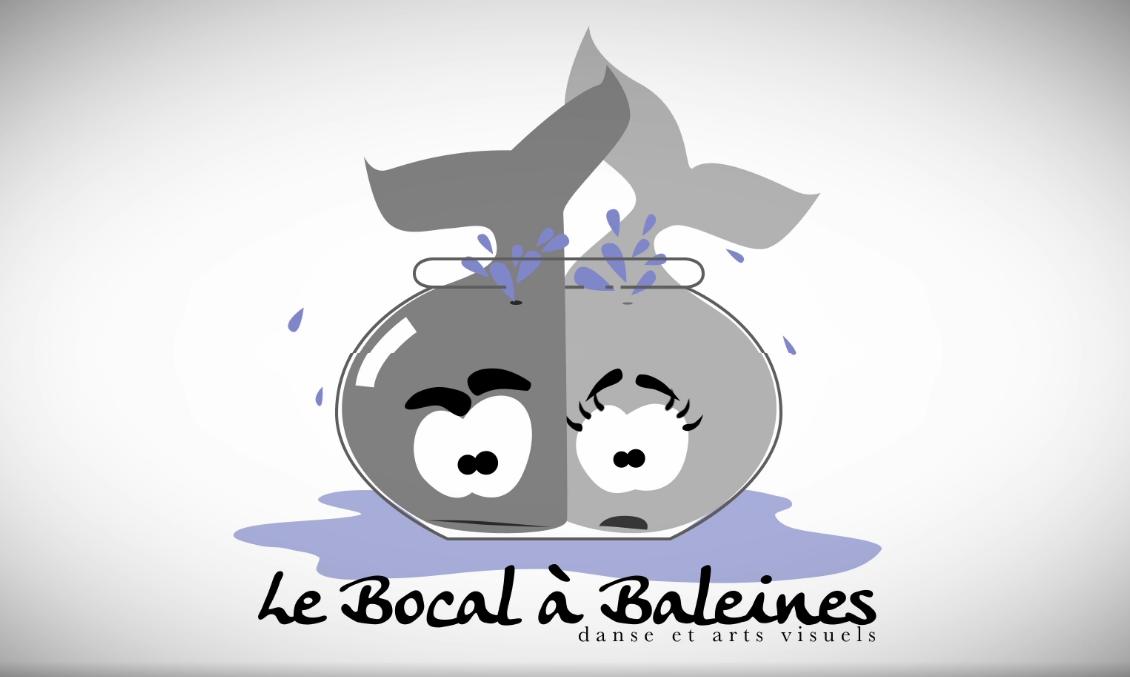 LE BOCAL À BALEINES • LOGO